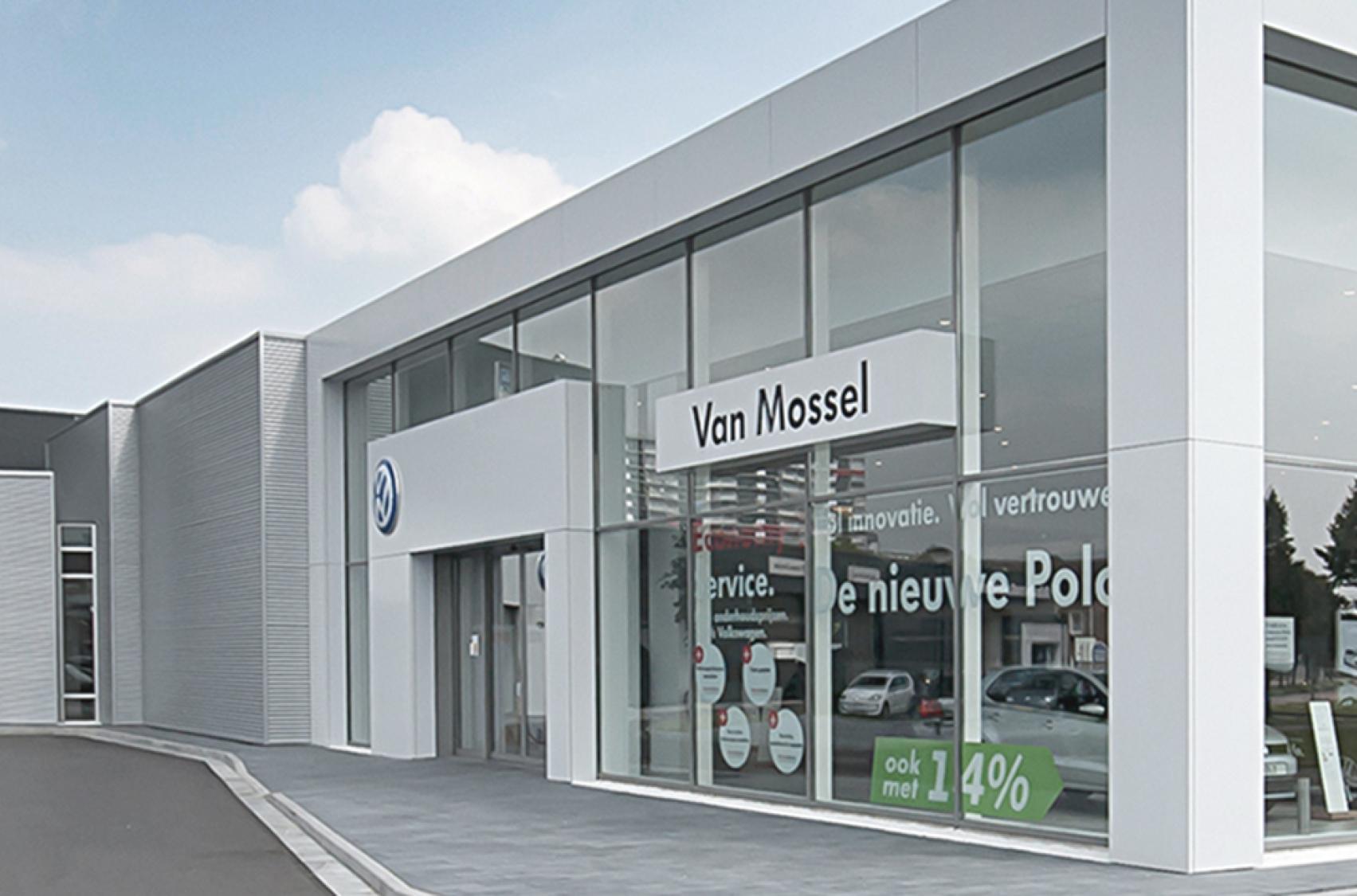 Bruisende Samenwerkingen Van Mossel Shared Service Center