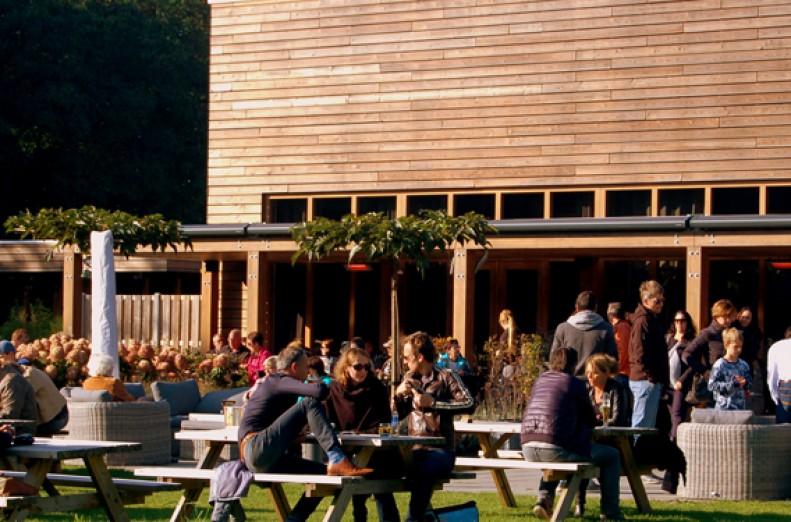Smakelijk genieten bij Lodge Visdonk