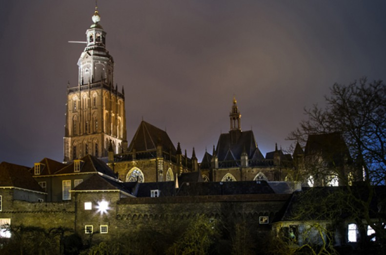 Zutphen by night