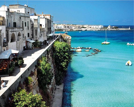 De hak van Italië verrassend mooi