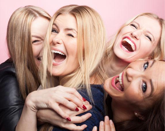 Lachen is echt gezond!