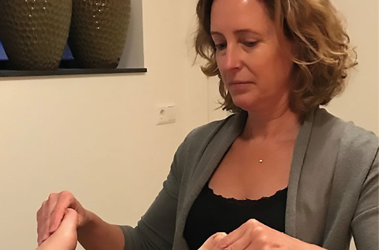 Reflexzonetherapie en (chronische) pijn