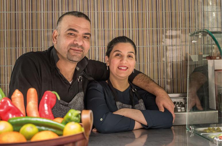 Ontdek de Syrische keuken!
