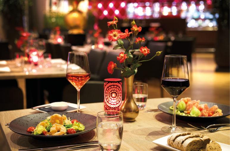 Dineren bij Holland Casino Breda?