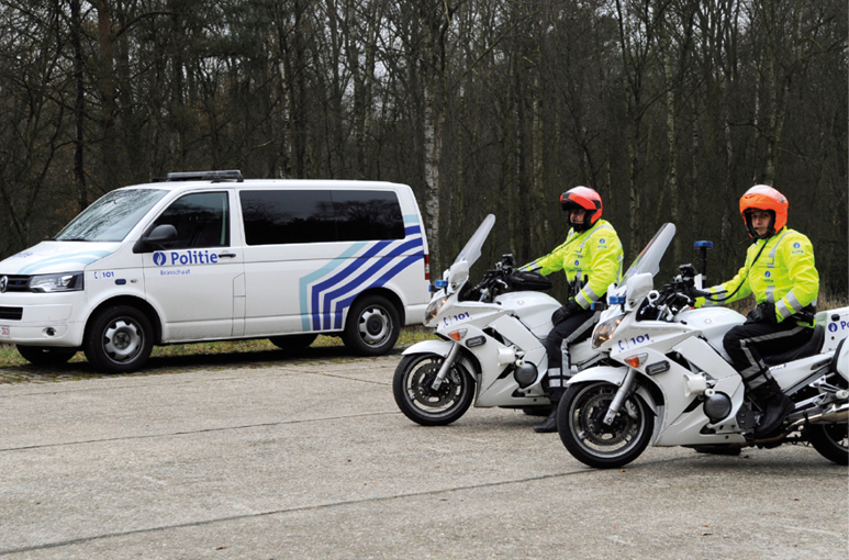 Onze Brasschaatse politie bruist