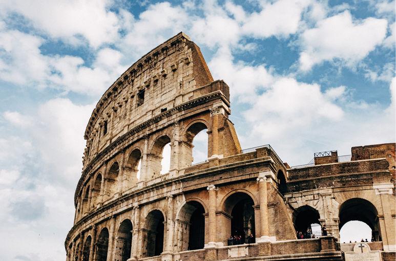 Bruisend Rome