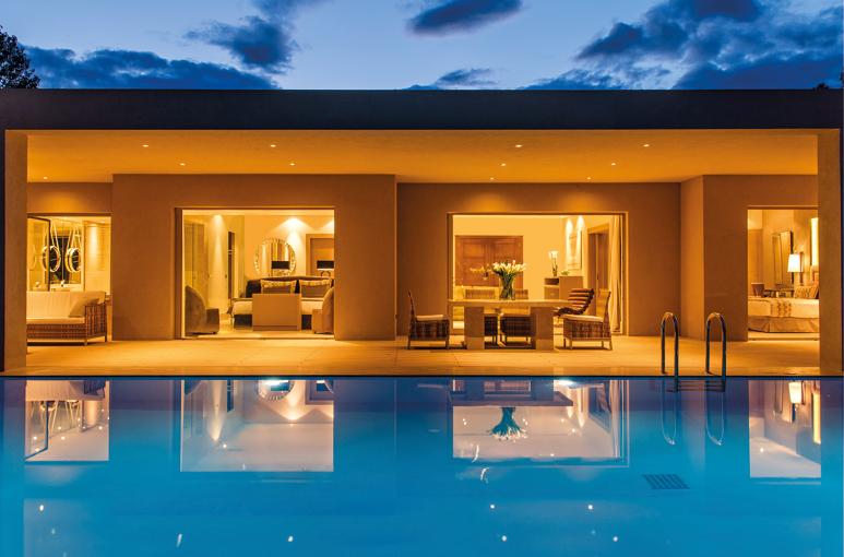 Pure luxe bij SANI Resort