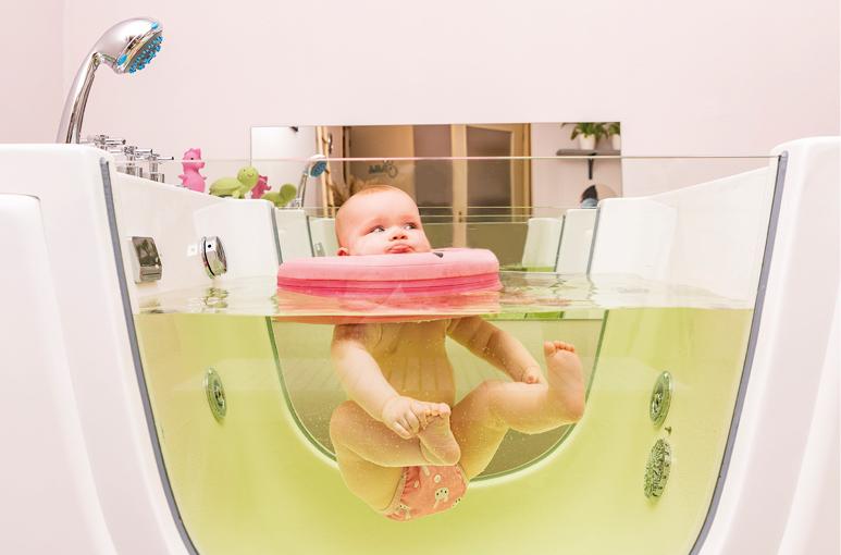 Relaxen samen met je kindje
