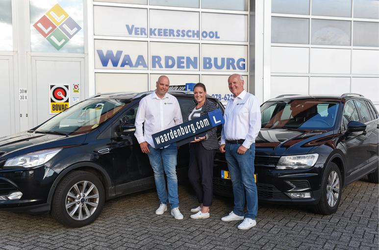 Al sinds 1954 een begrip in de regio: Verkeersschool Waardenburg!