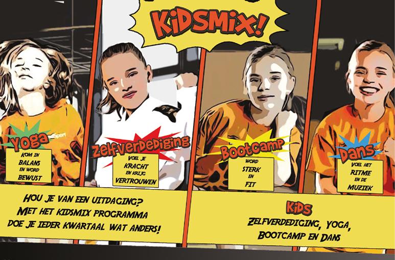Kidsmix!
