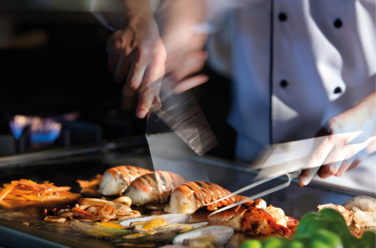 Ai Uchi:   Onvergetelijke culinaire ervaring