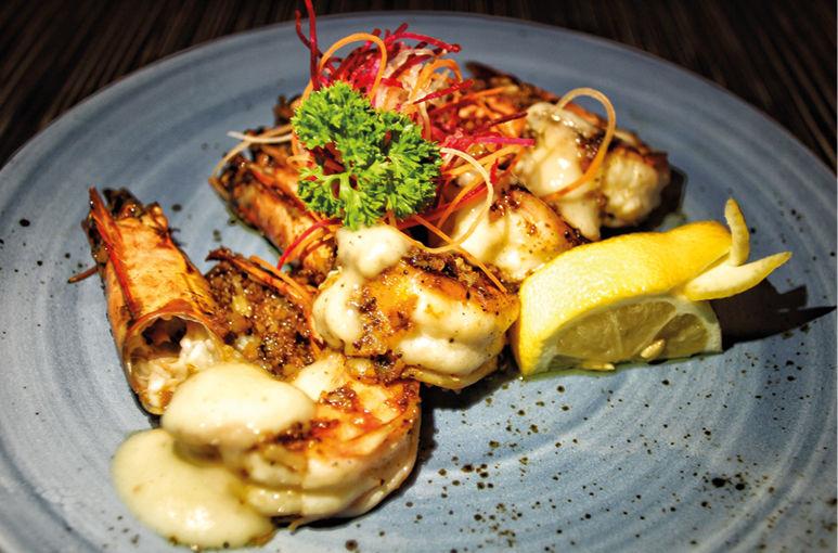 Teppanyaki en sushi lounge  Ai uchi