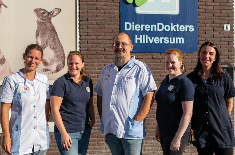 Hart voor dieren in hartje Hilversum