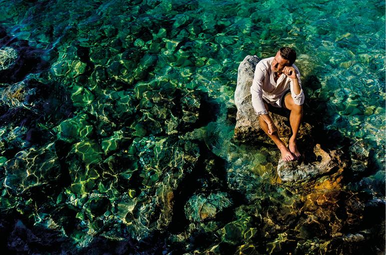 Ibiza mediteert