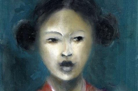 Betoverende oriëntaalse gezichtjes en stillevens
