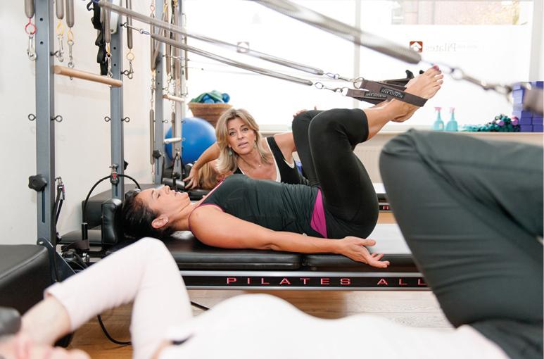 Pilates met veel persoonlijke aandacht
