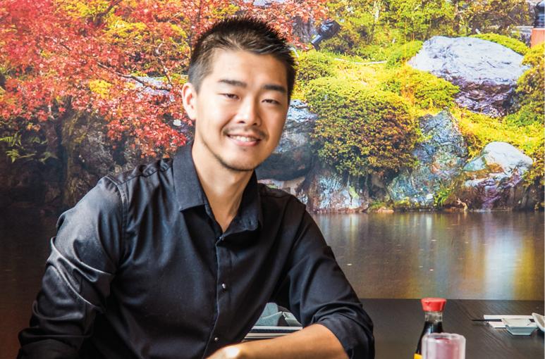 Yutakana: voor de echte sushilovers!