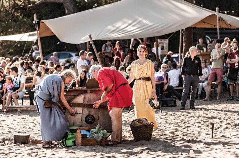 Kom en beleef  Oerfestival De Maashorst