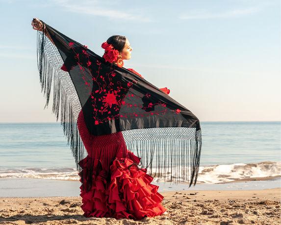 Typisch Spaans:  de flamenco