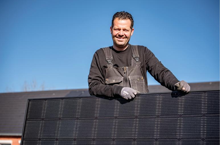 Passie voor duurzame energie