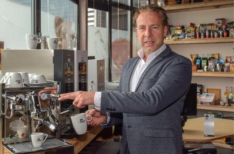 Goede koffie verbindt ondernemers
