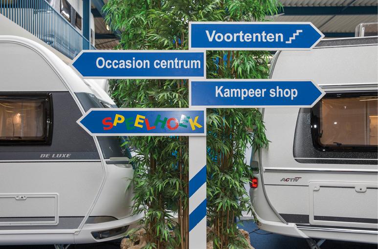 Zorgeloos eropuit met Caravan Centrum Ad Dekker