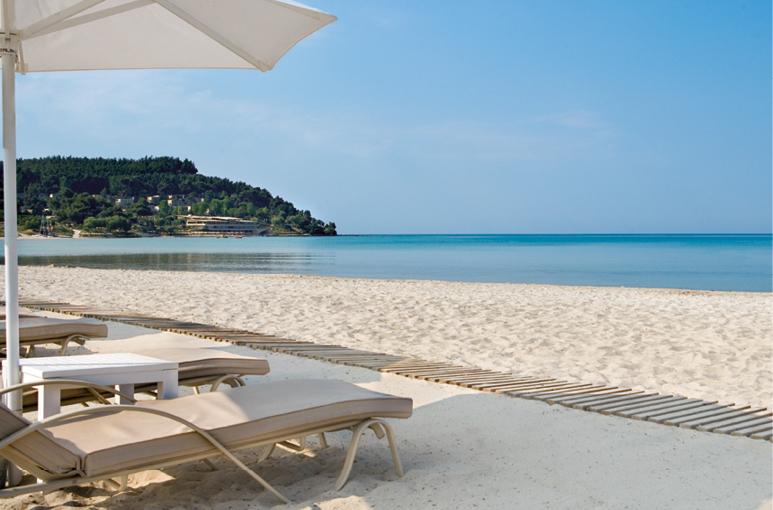 SANI Resort is 'topluxe'