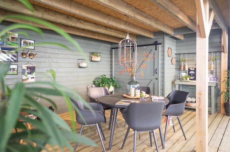 Inspiratie nodig voor je tuinhuis?
