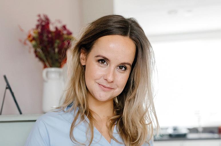 Sandra van Iersel: Het is jouw tijd  om te stralen