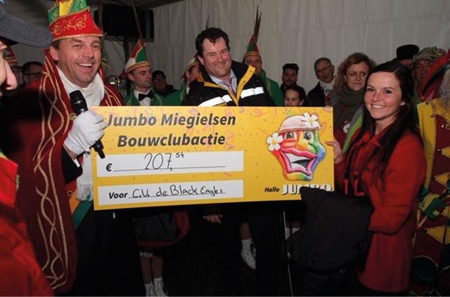 Jumbo Prinsenbeek is Karnaval
