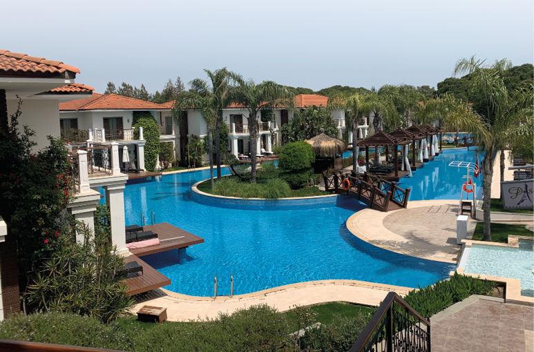 Luxe familiehotel voor echte levensgenieters