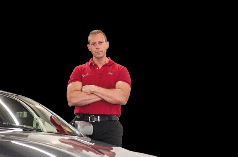 Passie voor auto's is mijn drijfveer!