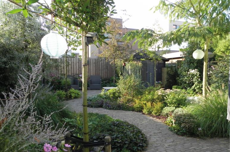 De Energetische tuin?