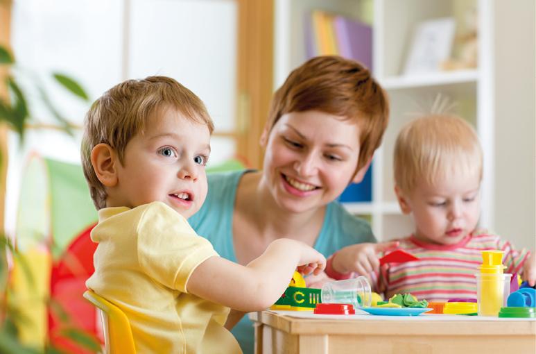 Spreekt uw kind weinig?