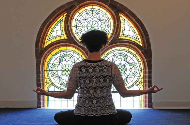 Kundalini Yoga  houdt uw bedrijf en medewerkers vitaal!