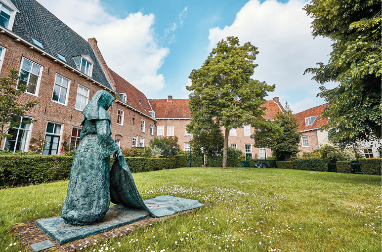 Agnietenconvent of Adamshuis